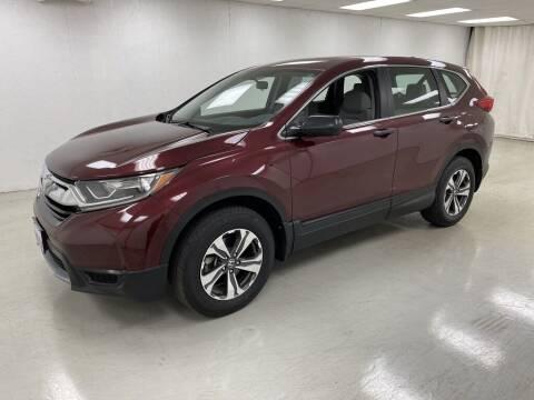 2018 Honda CR-V for sale at Kerns Ford Lincoln in Celina OH
