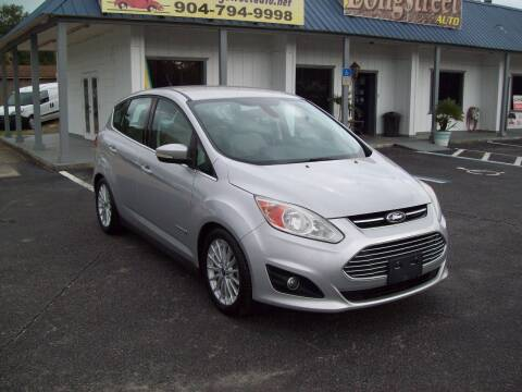 2013 Ford C-MAX Hybrid for sale at LONGSTREET AUTO in St Augustine FL
