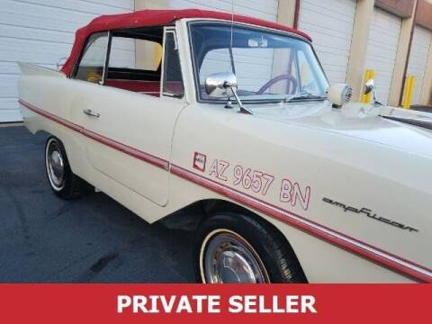 1964 Amphicar Model 770 for sale at US 24 Auto Group in Redford MI