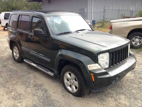 2010 Jeep Liberty for sale at ASAP Car Parts in Charlotte NC