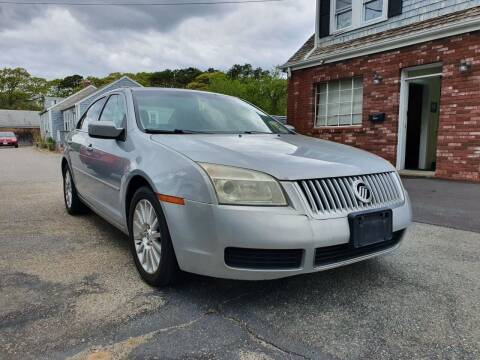 2006 Mercury Milan for sale at MBM Auto Sales and Service in East Sandwich MA