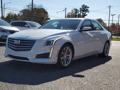 2018 Cadillac CTS for sale at Gentry & Ware Motor Co. in Opelika AL