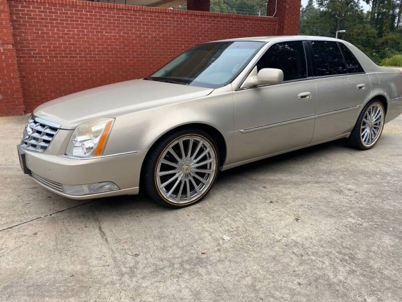 2007 Cadillac DTS for sale at Dreamers Auto Sales in Statham GA