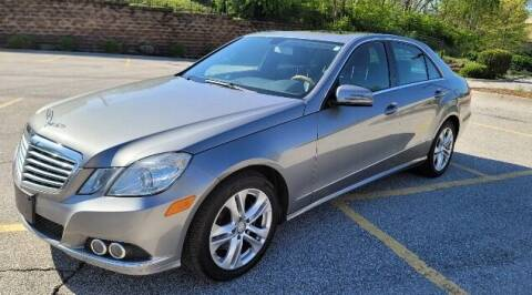 2010 Mercedes-Benz E-Class for sale at Auto Worlds LLC in Merriam KS