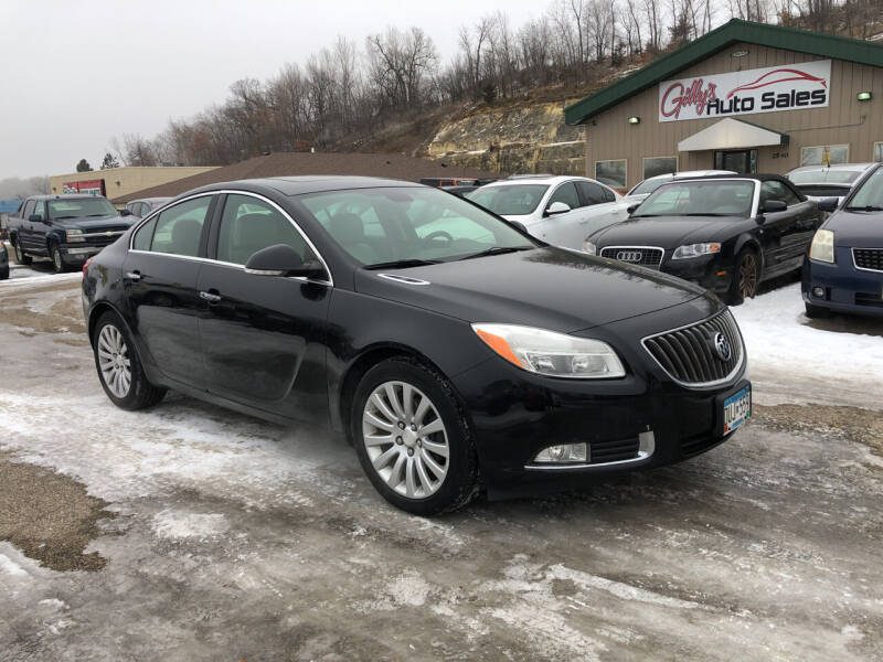 2012 Buick Regal for sale at Gilly's Auto Sales in Rochester MN