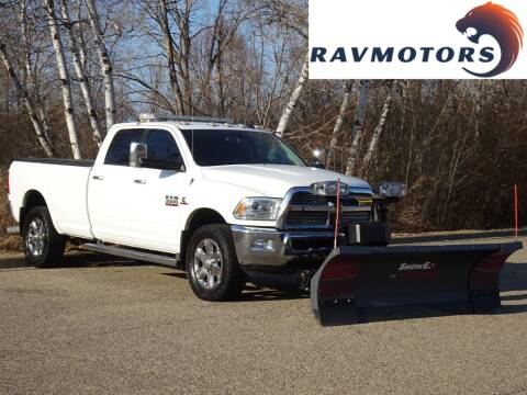 2015 RAM Ram Pickup 3500 for sale at RAVMOTORS in Burnsville MN