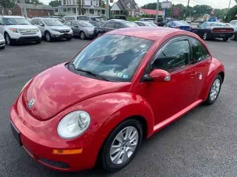 2010 Volkswagen New Beetle for sale at Masic Motors, Inc. in Harrisburg PA