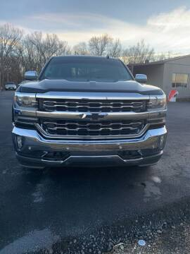 2016 Chevrolet Silverado 1500 for sale at RHK Motors LLC in West Union OH
