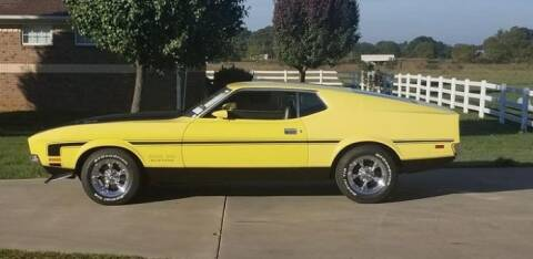 1971 Ford Mustang for sale at Haggle Me Classics in Hobart IN