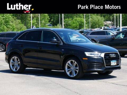 2017 Audi Q3 for sale at Park Place Motor Cars in Rochester MN