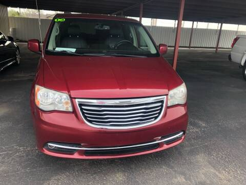 2013 Chrysler Town and Country for sale at Moore Imports Auto in Moore OK
