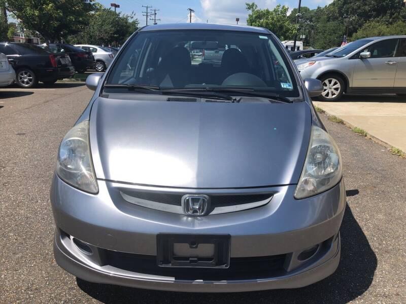 2007 Honda Fit for sale at Advantage Motors in Newport News VA