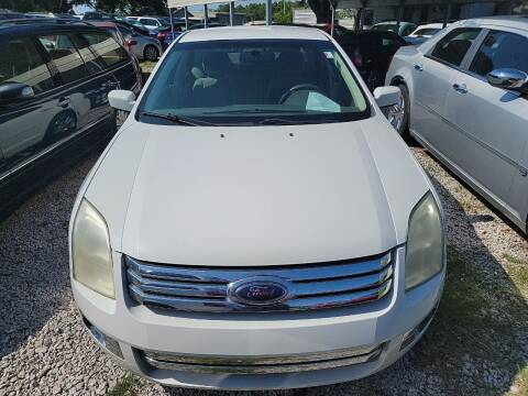 2008 Ford Fusion for sale at Wally's Cars ,LLC. in Morehead City NC