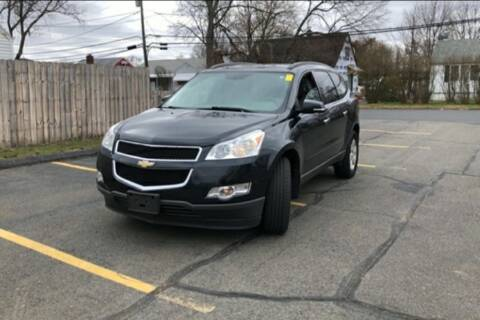 2011 Chevrolet Traverse for sale at Automazed in Attleboro MA