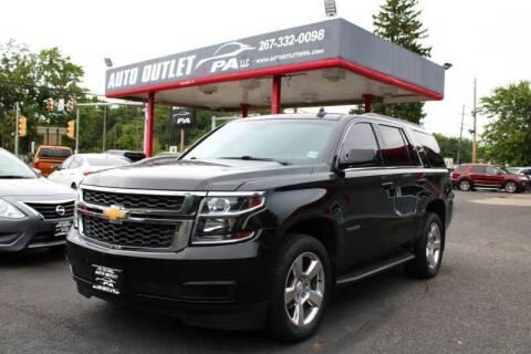 2016 Chevrolet Tahoe for sale at Deals N Wheels 306 in Burlington NJ