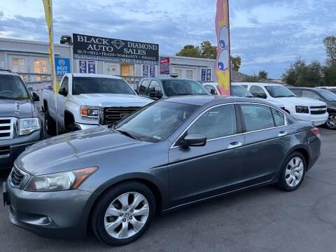 2010 Honda Accord for sale at Black Diamond Auto Sales Inc. in Rancho Cordova CA