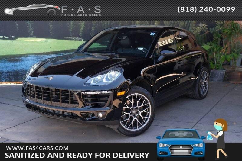 2018 Porsche Macan for sale at Best Car Buy in Glendale CA