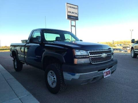2005 Chevrolet Silverado 2500HD for sale at Tommy's Car Lot in Chadron NE