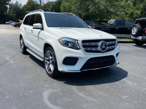 2017 Mercedes-Benz GLS for sale at Luxury Auto Innovations in Flowery Branch GA