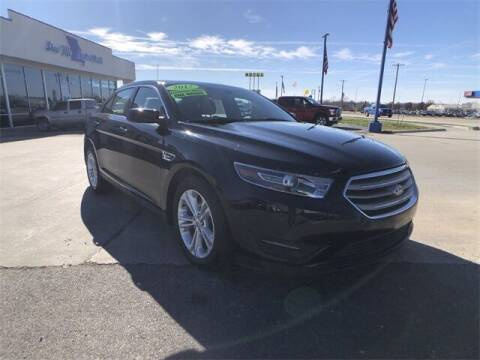 2017 Ford Taurus for sale at Show Me Auto Mall in Harrisonville MO