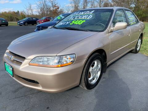 2000 Honda Accord for sale at FREDDY'S BIG LOT in Delaware OH