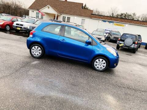 2010 Toyota Yaris for sale at New Wave Auto of Vineland in Vineland NJ