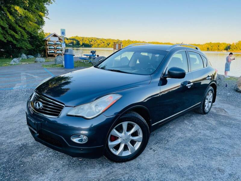2010 Infiniti EX35 for sale at Y&H Auto Planet in West Sand Lake NY