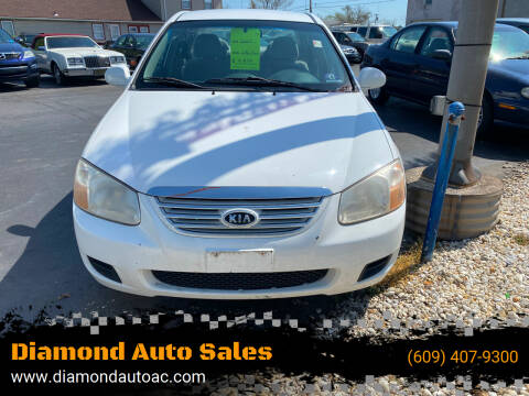 2007 Kia Spectra for sale at Diamond Auto Sales in Pleasantville NJ