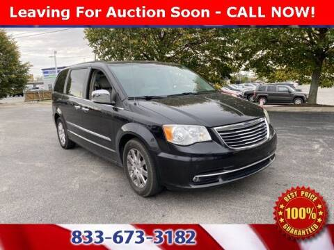 2011 Chrysler Town and Country for sale at Glenbrook Dodge Chrysler Jeep Ram and Fiat in Fort Wayne IN