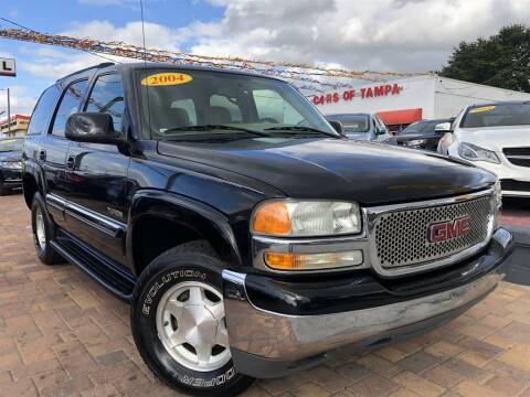 2004 GMC Yukon for sale at Cars of Tampa in Tampa FL