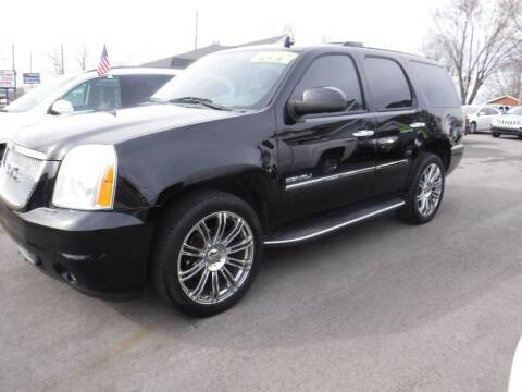 2012 GMC Yukon for sale at Rob Co Automotive LLC in Springfield TN