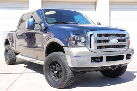 2006 Ford F-250 Super Duty for sale at MG Motors in Tucson AZ