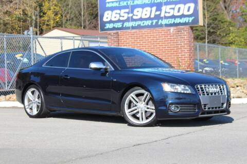 2011 Audi S5 for sale at Skyline Motors in Louisville TN