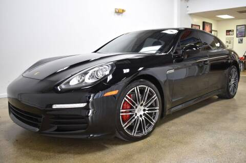 2015 Porsche Panamera for sale at Thoroughbred Motors in Wellington FL