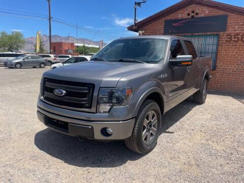 2014 Ford F-150 for sale at Auto Click in Tucson AZ