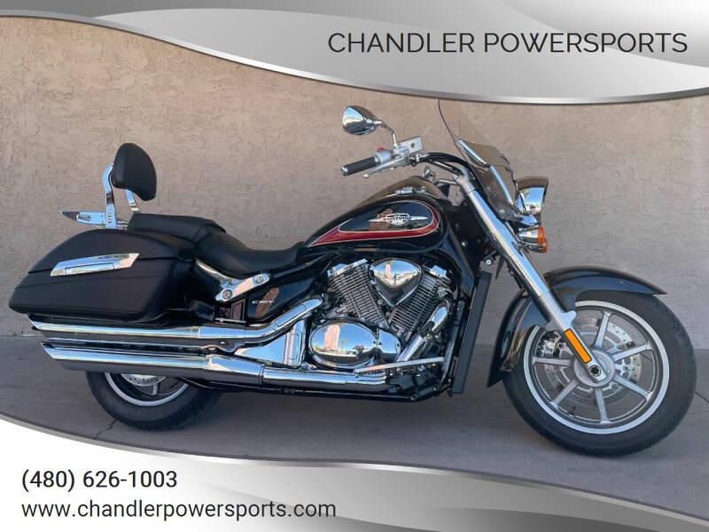 2016 Suzuki Boulevard  for sale at Chandler Powersports in Chandler AZ