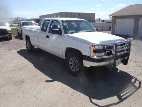 2007 Chevrolet Silverado 1500 Classic for sale at Car Corner in Sioux Falls SD