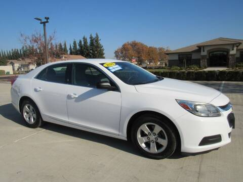 2014 Chevrolet Malibu for sale at Repeat Auto Sales Inc. in Manteca CA