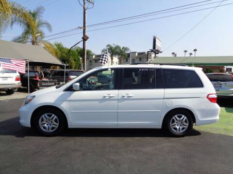 2007 Honda Odyssey for sale at Pauls Auto in Whittier CA