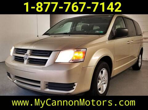 2010 Dodge Grand Caravan for sale at Cannon Motors in Silverdale PA