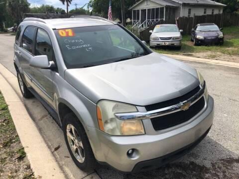 2007 Chevrolet Equinox for sale at Castagna Auto Sales LLC in Saint Augustine FL