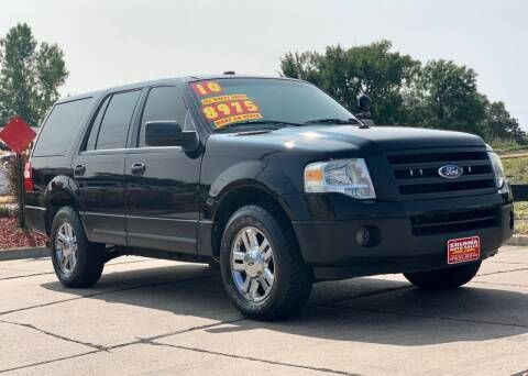 2010 Ford Expedition for sale at SOLOMA AUTO SALES in Grand Island NE