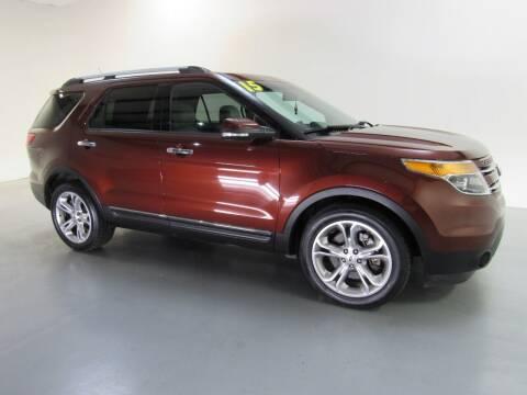 2015 Ford Explorer for sale at Salinausedcars.com in Salina KS