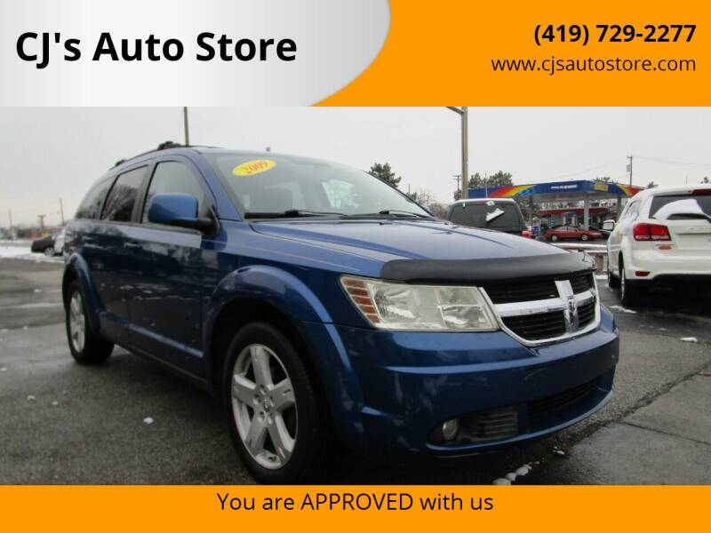 2009 Dodge Journey for sale at CJ's Auto Store in Toledo OH