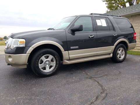 2007 Ford Expedition for sale at CALDERONE CAR & TRUCK in Whiteland IN
