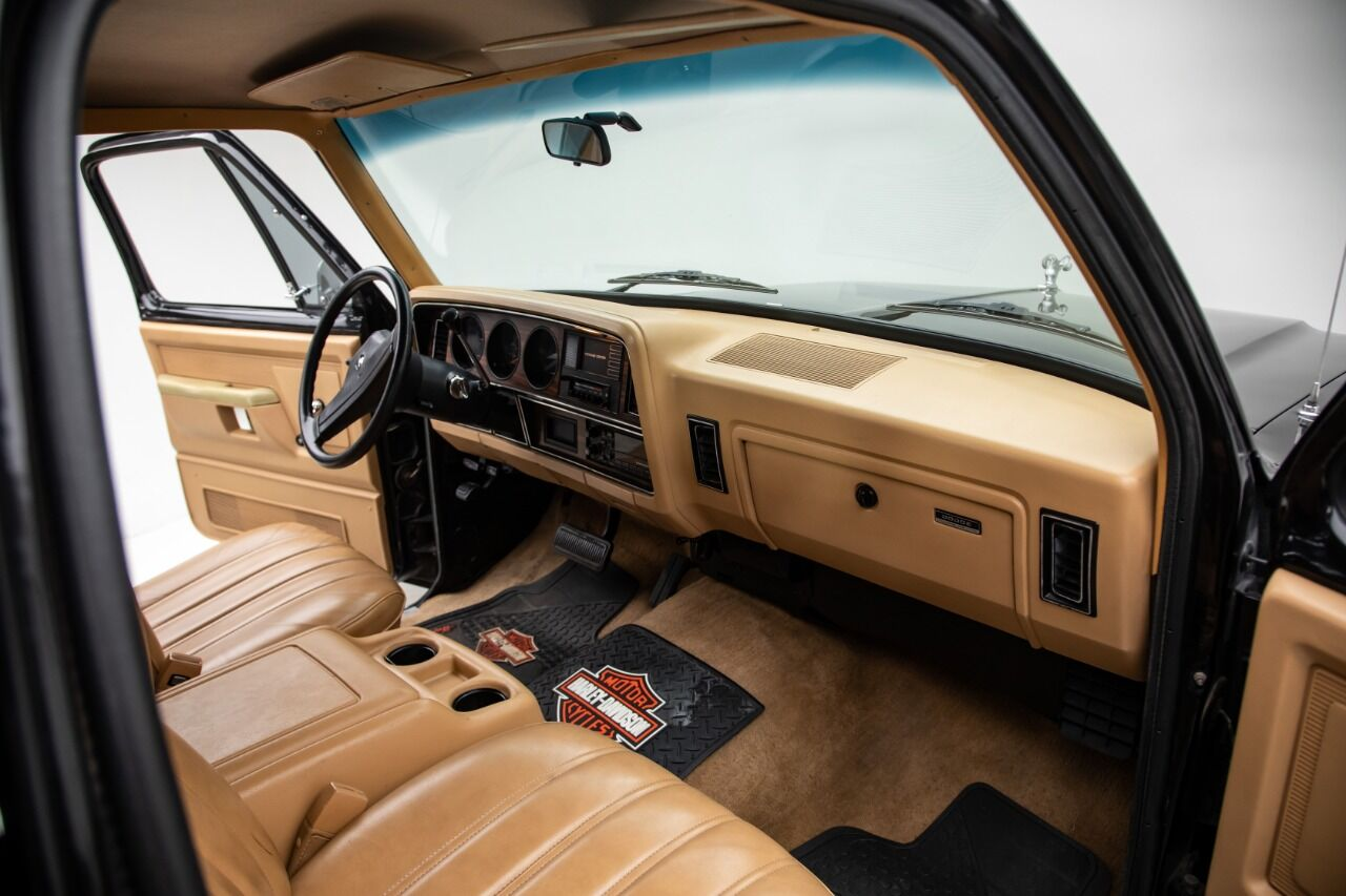 1989 Dodge Ramcharger 57