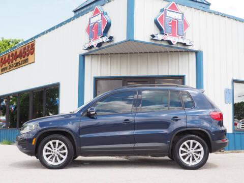 2015 Volkswagen Tiguan for sale at DRIVE 1 OF KILLEEN in Killeen TX