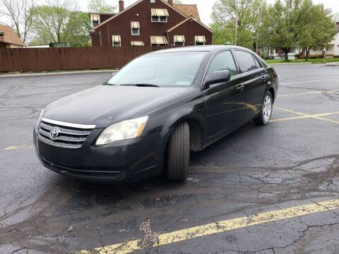 2006 Toyota Avalon for sale at USA AUTO WHOLESALE LLC in Cleveland OH
