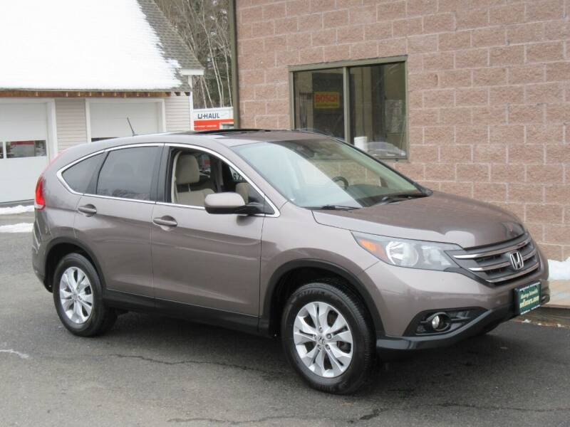 2014 Honda CR-V for sale at Advantage Automobile Investments, Inc in Littleton MA