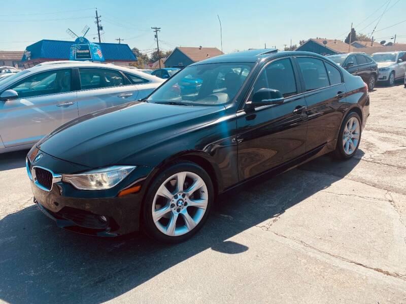 2015 BMW 3 Series for sale at Sunset Motors in Manteca CA